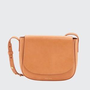 MANSUR GAVRIEL Tanned Leather Crossbody Bag